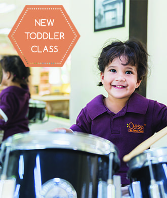 Odyssey Wilkinson: Registration for toddler class now open!