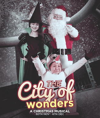 A feel-good Christmas musical with a Singaporean twist