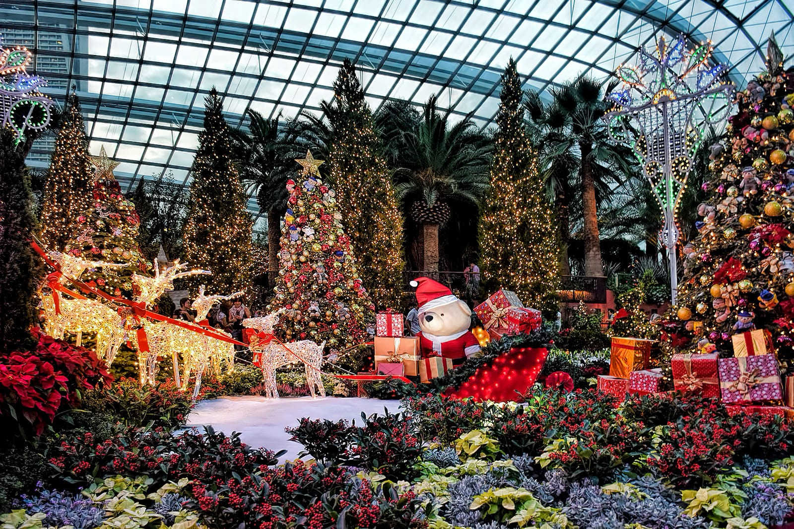 Christmas in Singapore: Where to see holiday lights and festive ...
