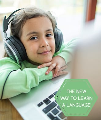 World's first online language academy for kids!