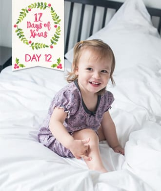 Day 12: WIN gift vouchers from Copenhagen Delights for gorgeous kids' wear
