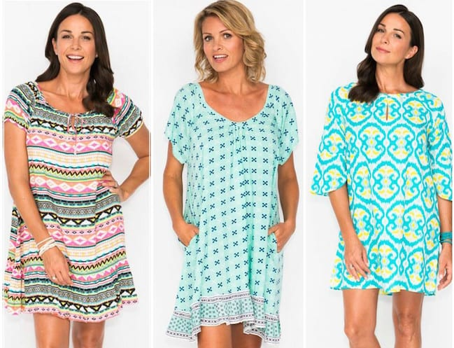 Firefly know how to make us look good in its fab collection of cover ups and kaftans