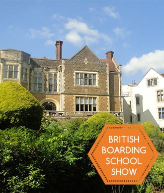 Meet the big names of UK education at the British Boarding Schools Show