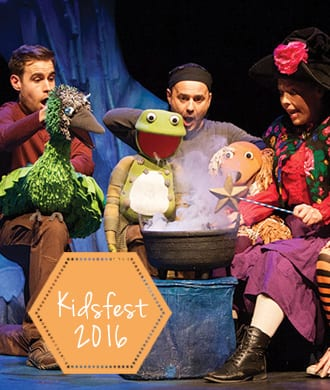 Spectacular productions at Kidsfest 2016!