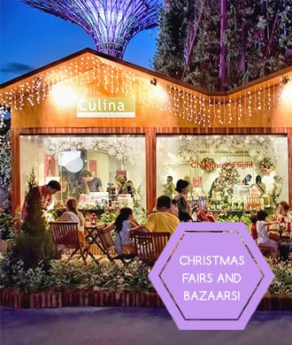 Singapore's best Christmas markets