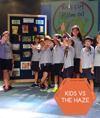 Kids VS The Haze