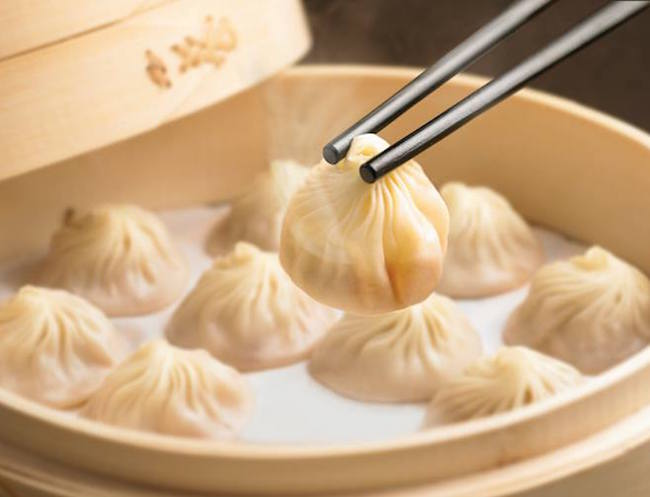 Kids LOVE Din Tai Fung (and so do we!)