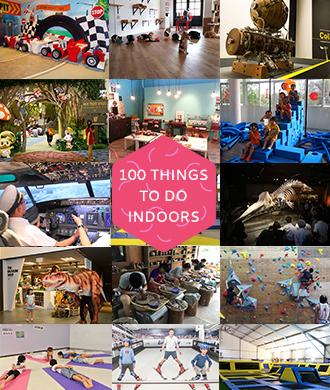 100 indoor activities for kids!