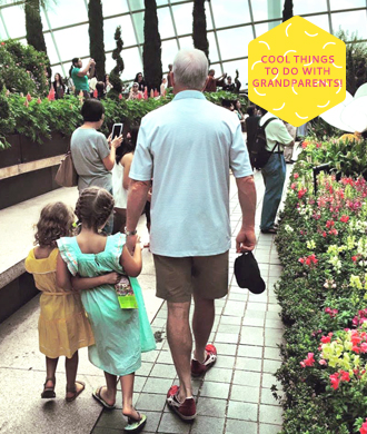 Best things to see and do with the grandparents in Singapore