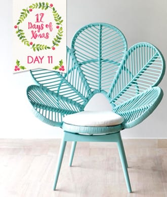 Day 11: WIN a Love Chair from Cuckoo