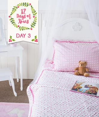 Day 3: WIN a Piccolo House bed