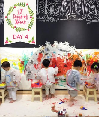 Day 4: Win a welcome pack and voucher at LeClare Preschool worth $800