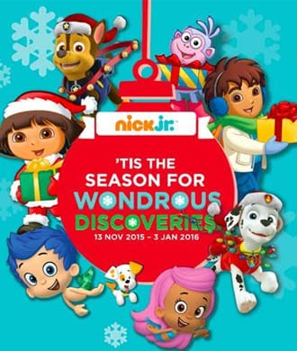 Dora's Friendship Fiesta at Suntec City