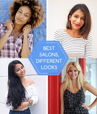 Best hair salons for different hair types