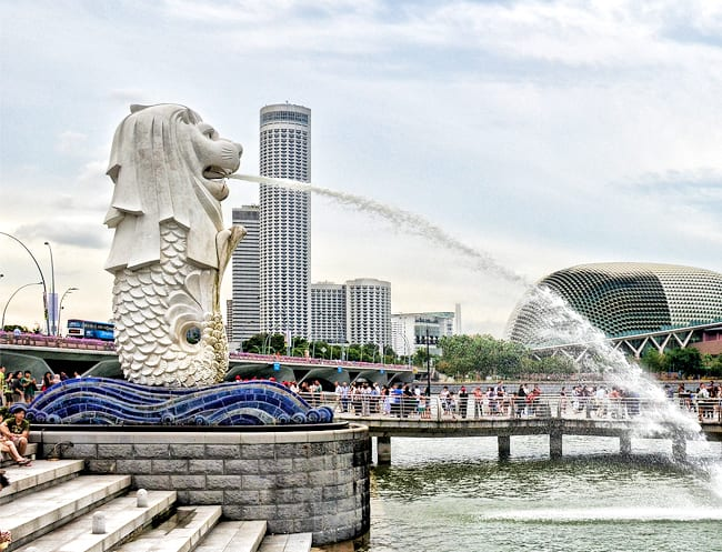 We explain singapore s most iconic and unusual landmarks for Unique landmarks