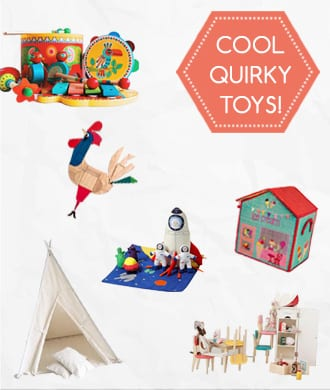 Where to shop for cool toys