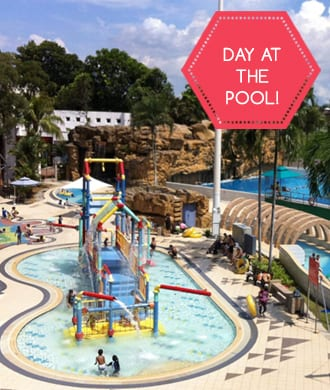 Fave public pools with water slides