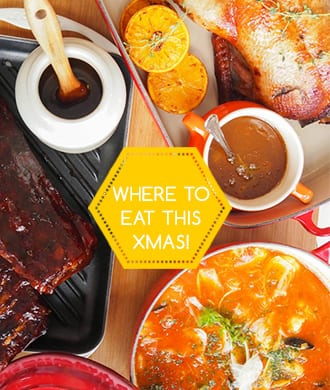 Where to feast this festive season
