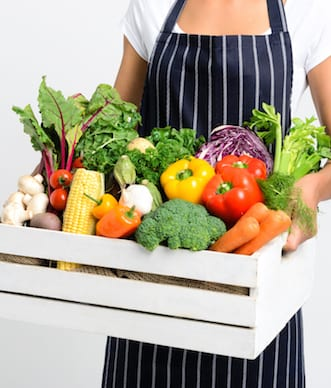 Fruit, veg, bread, milk and more delivered to your door