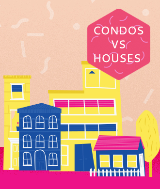 Condos VS houses: what you need to know