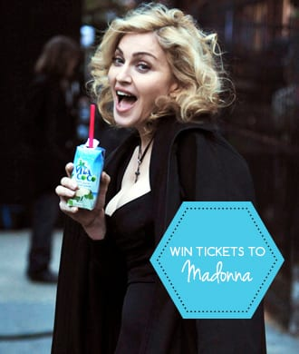 WIN tix to Madonna's Rebel Heart Tour!