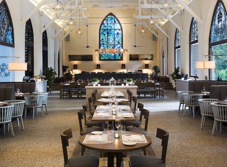 date night restaurants in Singapore