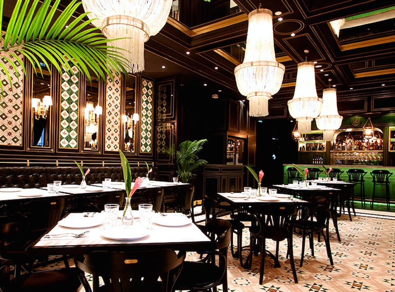 Best dating restaurant singapore