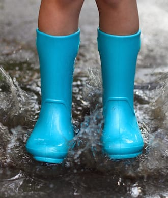 Mums and kids: your rainy season survival kit