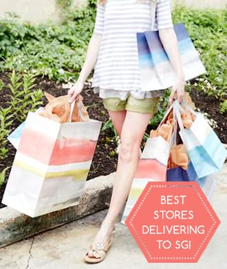 The best international stores delivering to Singapore!