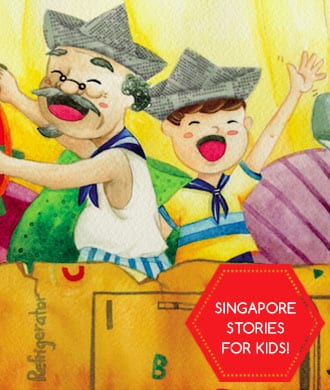 Singapore stories to read with your kids