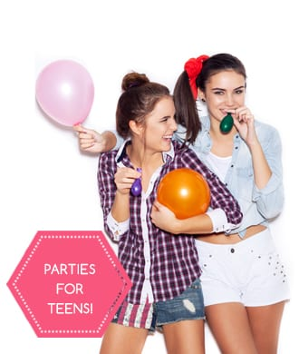 Ten new party ideas for teens