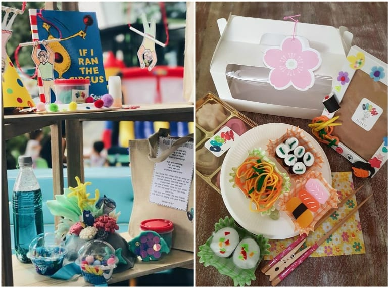 Dreams and doodle Parties for kids Honeykids Asia Singapore
