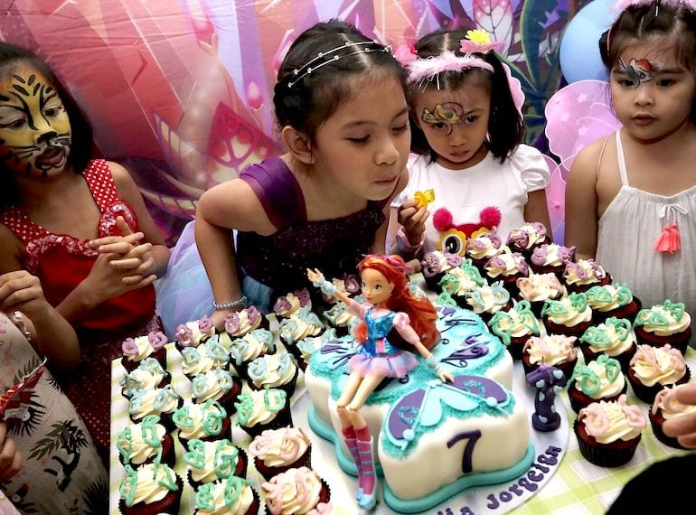 Party Mojo Parties for kids Honeykids Asia Singapore