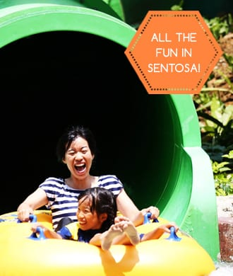 Sentosa with kids: where to eat, play and stay with the family