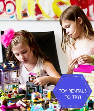 Save money, rent toys!