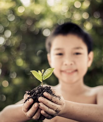 Earth Day: 10 ways to teach kids to do their bit for the environment