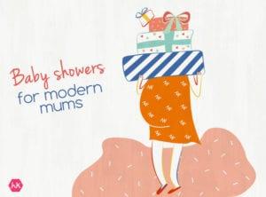 Baby showers for modern mums HoneyKids Asia