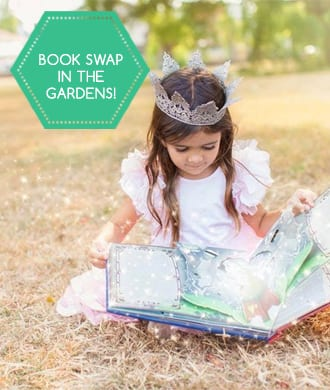 Get lost in a good book at the Botanic Gardens