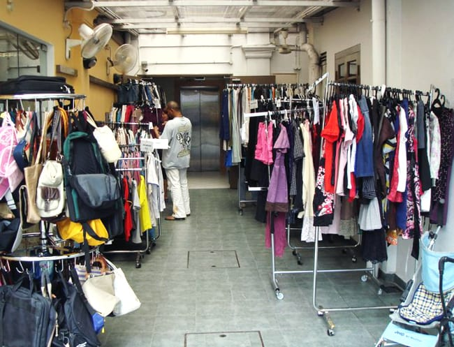 second shopping in singapore vintage fashion pre