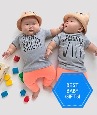 Shopping for cool baby gifts in Singapore