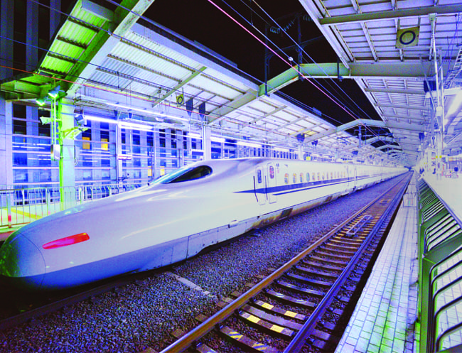 Kids will LOVE the futuristic look and the super whizzy speeds of the Shinkansen (bullet train). There is no faster or cooler way to see Japan!