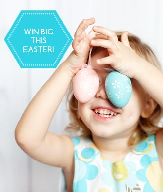 Giant Easter eggs + giant prizes + giant fun