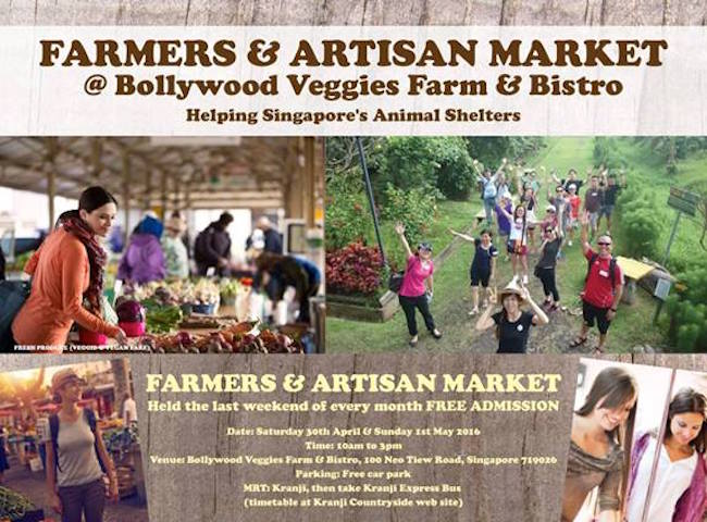 Head to Bollywood Veggies for a fab market full of fresh fare and artisan goodies...