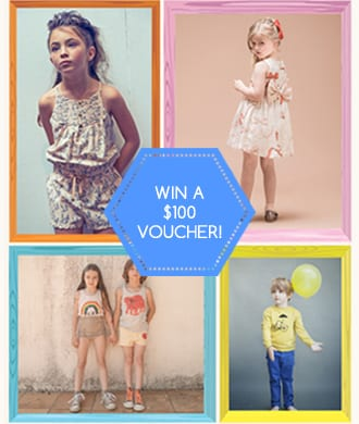 Discount designer clothes for kids!