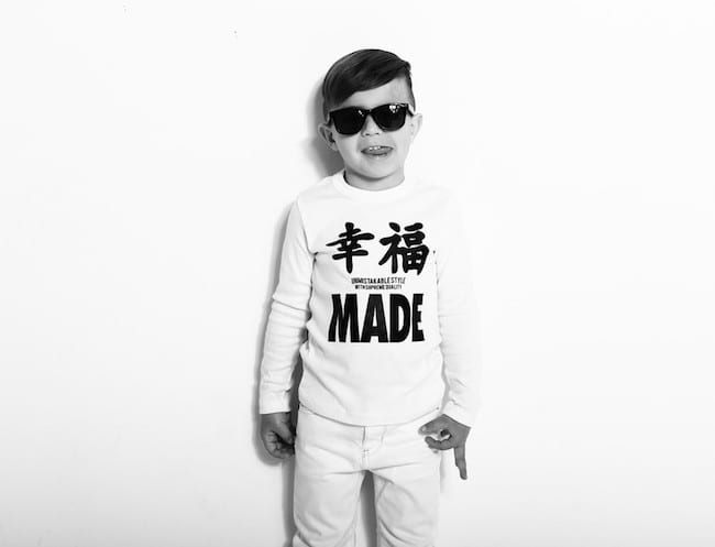 Mini Street Wear has the coolest tees, jumpsuits and harem pants for little dudes and dudettes.