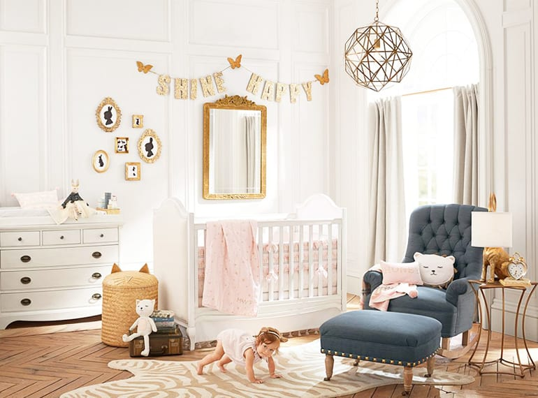 Pottery Barn Kids - now delivering to Singapore!
