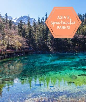 Must-see natural wonders and national parks in Asia