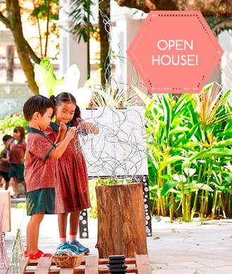 Three locations, one top preschool: EtonHouse open days