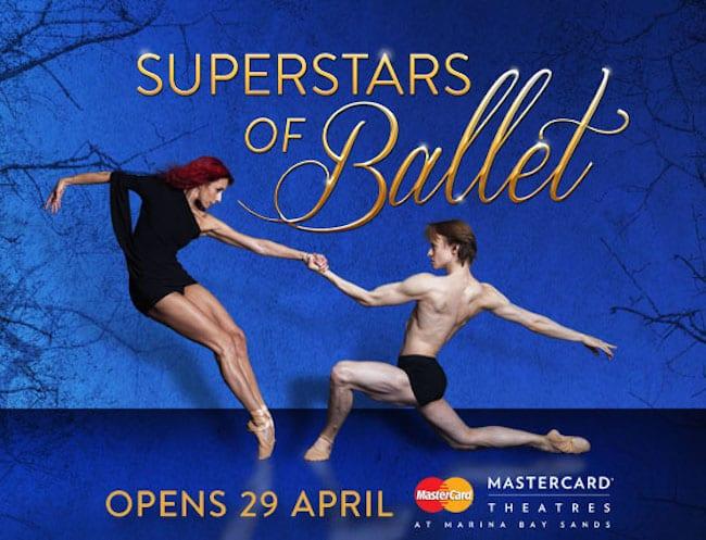 superstars of ballet