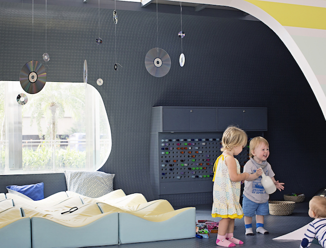 Blue House is a pioneer amongst the Reggio Emilia-inspired preschools in Singapore.